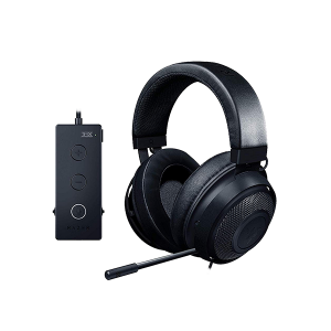 RAZER KRAKEN TOURNAMENT EDITION BLACK GAMING HEADSET