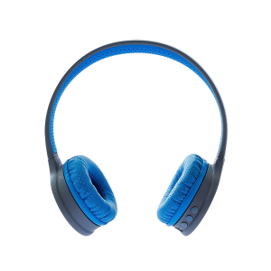 TOSHIBA BLUE IN-EAR HEADSET BLUETOOTH WITH BUILT-IN MICROPHONE