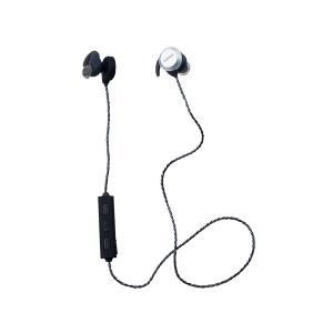 TOSHIBA MAGNETIC BLACK IN EAR WIRELESS BLUETOOTH V4.2 EARPHONE WITH MICROPHONE