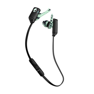 SKULLCANDY XTFREE WIRELESS IN EAR BLACK MINT SWIRL