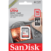 SANDISK ULTRA SDHC MEMORY CARD 16GB