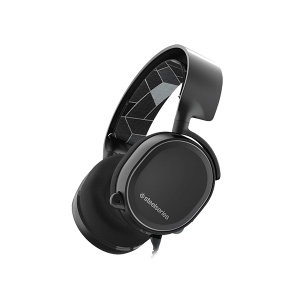 STEELSERIES BLACK ARCTIS 3 HEADSET
