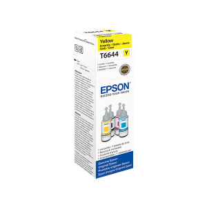 EPSON T6644 YELLOW INK BOTTLE 70ML