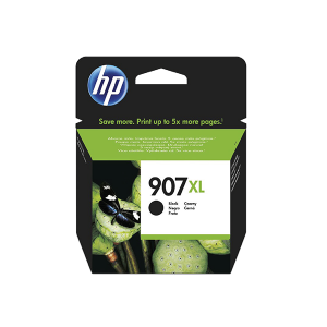 HP 907XL HIGH YIELD BLACK ORIGINAL INK CARTRIDGE