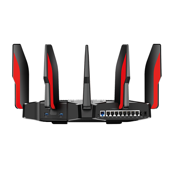 TP LINK AC5400 WIRELESS TRI BAND QUAD CORE ROUTER