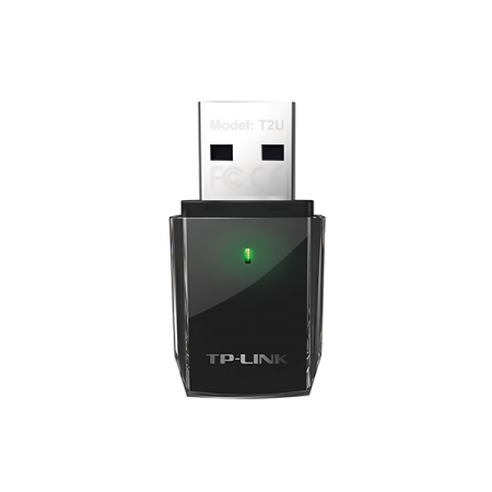 TP-LINK ARCHER T2U AC600 WIRELESS DUAL BAND USB ADAPTER