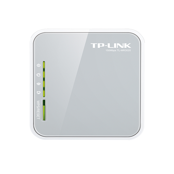 TL-MR3020 PORTABLE 3G/4G WIRELESS N ROUTER TP-LINK