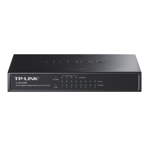 TL-SG1008P 8-PORT GIGABIT DESKTOP SWITCH WITH 4-PORT PoE TP-LINK