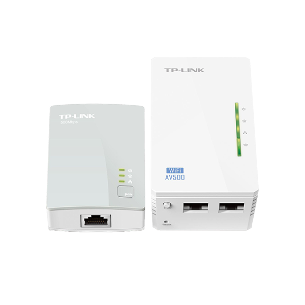 TL-WPA4220KIT AV600 POWERLINE WI-FI KIT TP-LINK