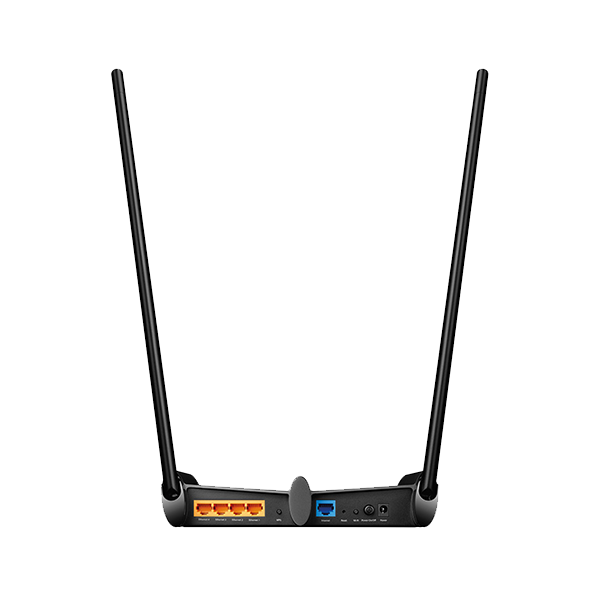 TP-LINK 300MBPS HIGH POWER WIRELESS N ROUTER 3