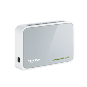 TP-LINK 5-PORT DESKTOP SWITCH