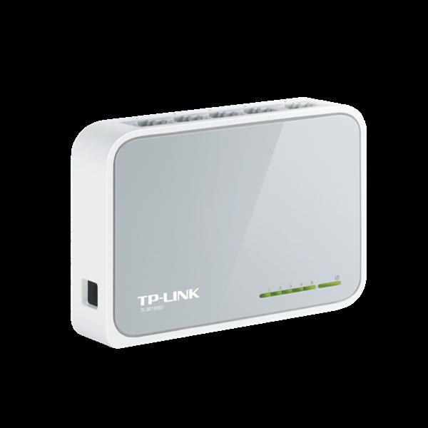 TP-LINK 5-PORT DESKTOP SWITCH