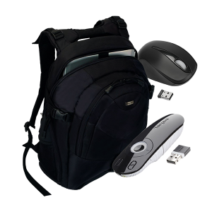TARGUS BACKPACK BUNDLE