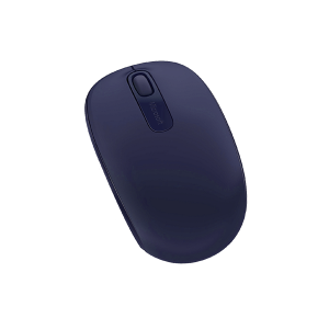 MICROSOFT 1850 BLUE WIRELESS MOBILE MOUSE