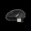 VOLKANO VECTOR SERIES COMPACT 2.4GHZ WIRELESS OPTICAL MOUSE BLACK