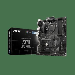 MSI Z370-A PRO INTEL MOTHERBOARD