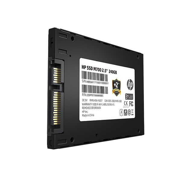 HP M700 SOLID STATE DRIVE 240GB 2.5 INCH