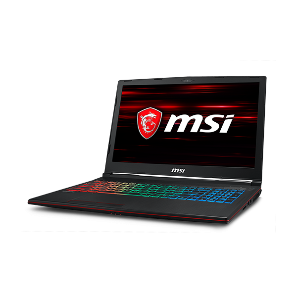 MSI GP63 CORE I7 NOTEBOOK