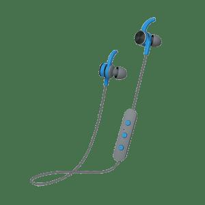 POLAROID BLUETOOTH IN EARS HEADPHONES GREY AND BLUE