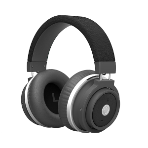 POLAROID PREMIUM BLACK BLUETOOTH HEADPHONE