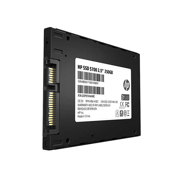 HP S700 SOLID STATE DRIVE 250GB 2.5 INCH