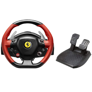 THRUSTMASTER STEERING WHEEL -FERRARI 458