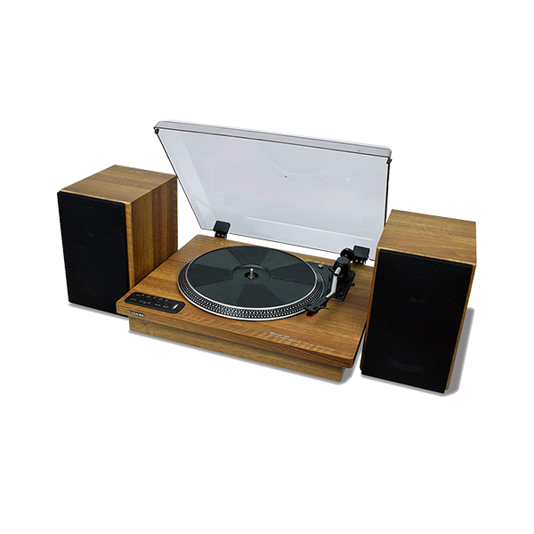 TOSHIBA TURNTABLE WITH CONVERTOR