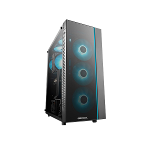 DEEPCOOL MATREXX GAMING CASE WITH RGB
