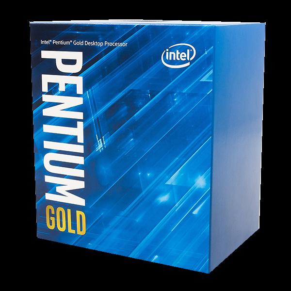 INTEL PENTIUM G5400 3.70 GHZ; 2 CORE PROCESSOR