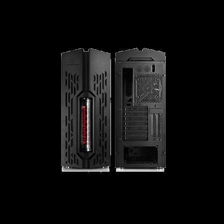 DEEPCOOL GENOME COMPUTER CASE BLACK & RED