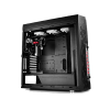 DEEPCOOL GENOME COMPUTER CASE BLACK & RED