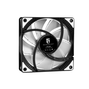 DEEPCOOL TF120 BK/WT/WTL COMPUTER FAN