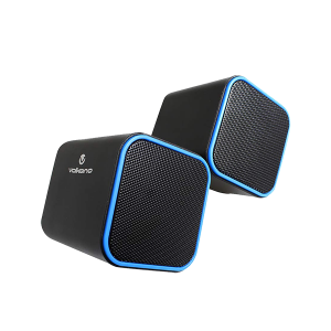 VOLKANO DIAMOND SERIES USB SPEAKER - BLUE