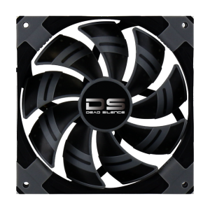 AEROCOOL 12CM DEVIL BLACK DESKTOP FAN