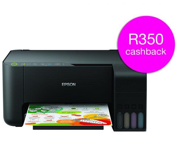 Epson Ecotank ITS Printer L3150