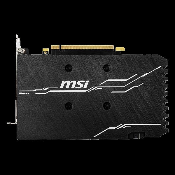 MSI GTX 1660 TI VENTUS XS 6G GRAPHICS CARD