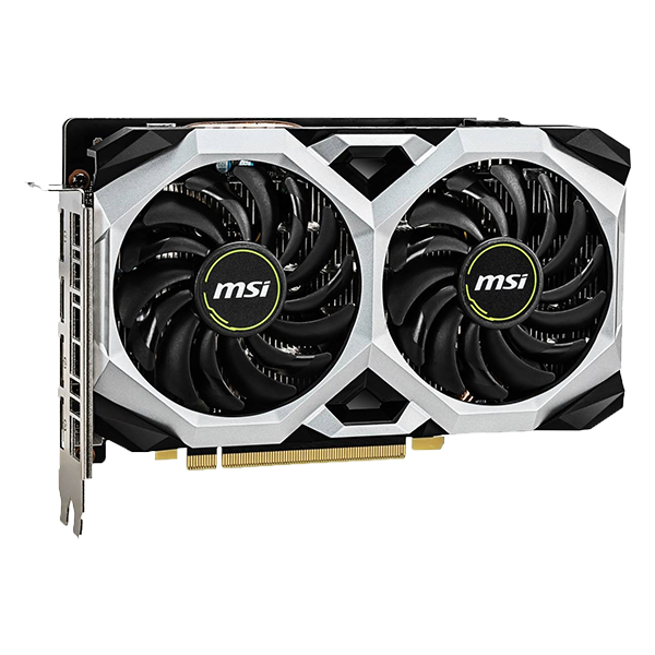 MSI GTX1660 VENTUS XS 6GB OC GRAPHICS CARD