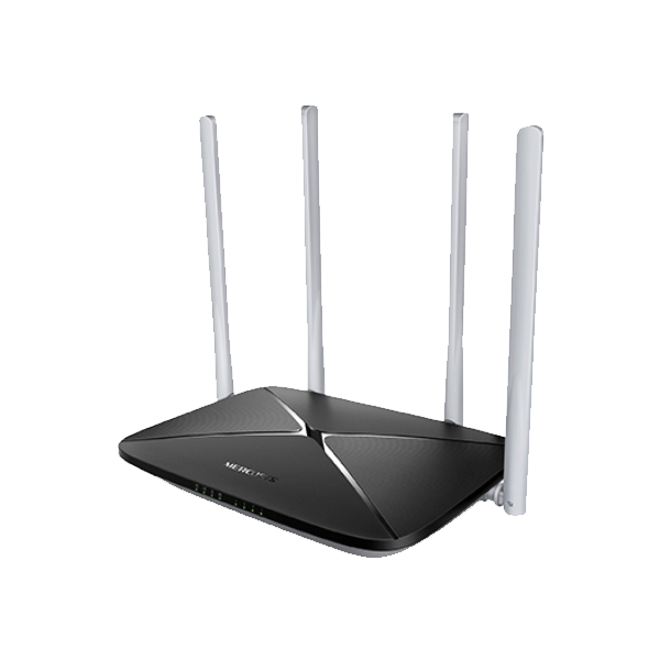 MERCUSYS AC1200 DUAL BAND WIRELESS ROUTER