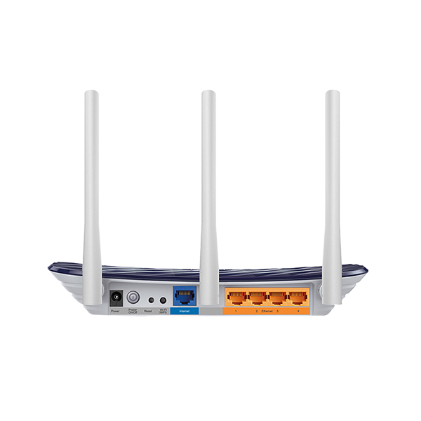 TP-LINK AC750 WIRELESS DUAL BAND ROUTER