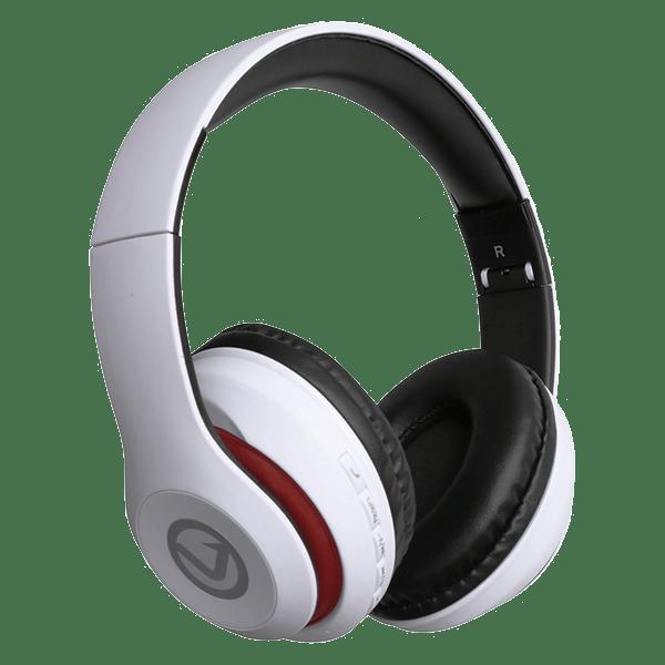 Volkano Impulse Series Bluetooth Headset White