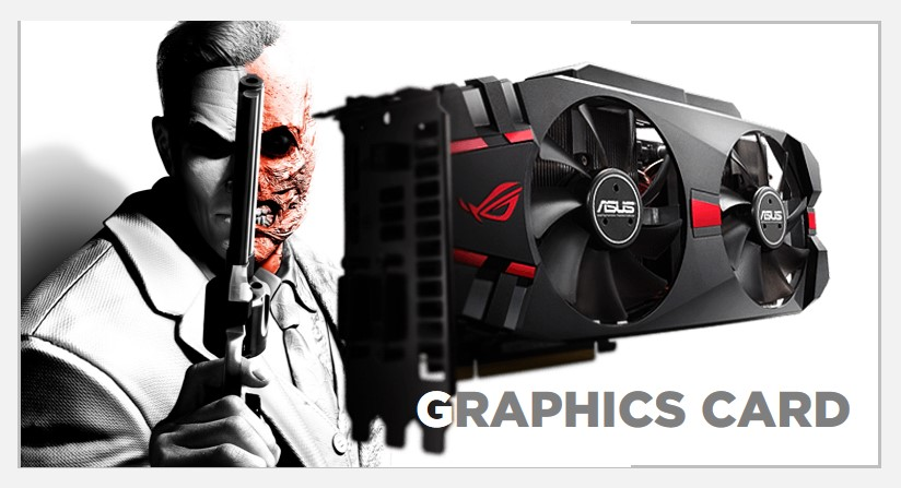 Asus PC Graphic cards