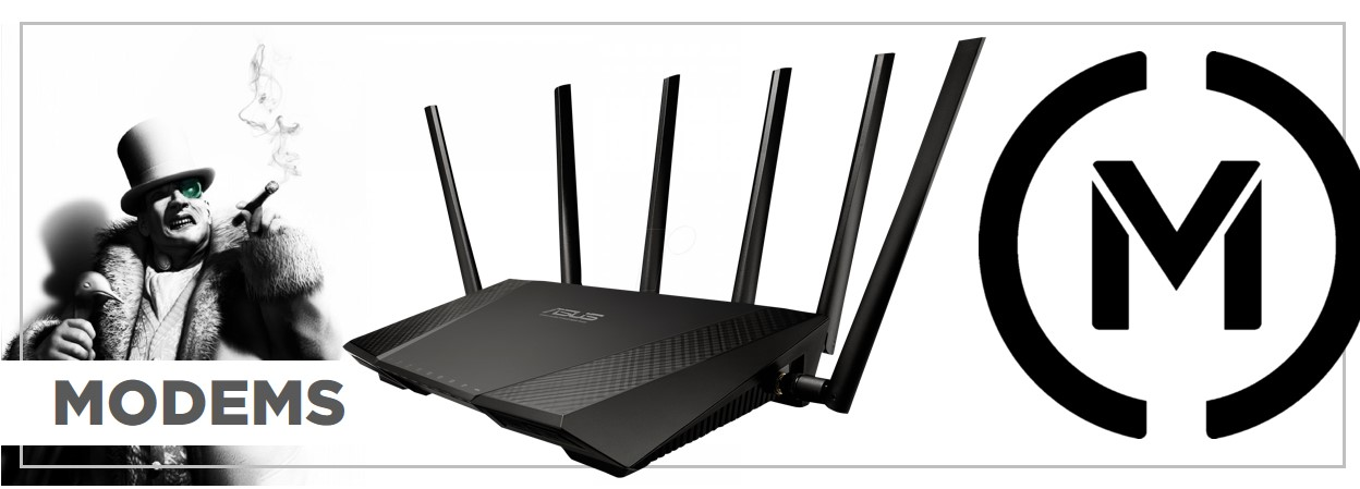Asus PC Modems & Routers