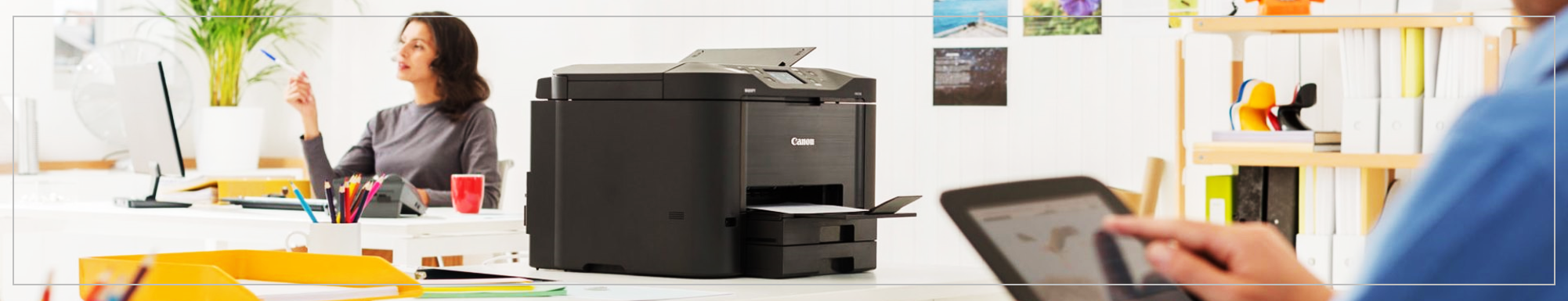 Canon Printer Banner