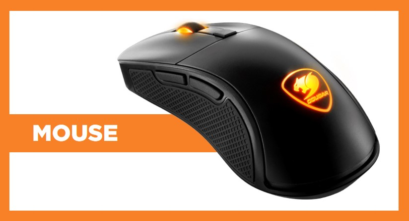 Cougar Gaming Mouse