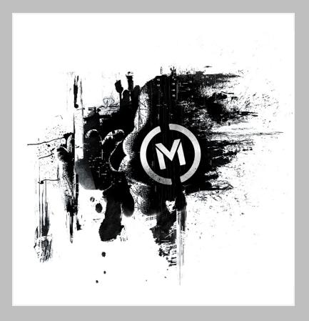 Epson Matrix Ink Splat