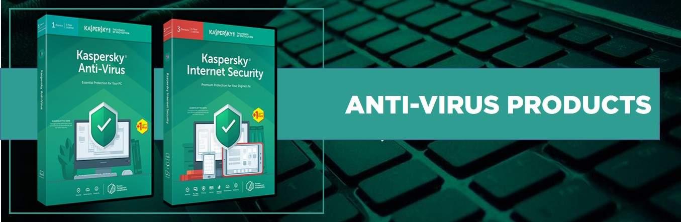 Kaspersky Anti Virus Products