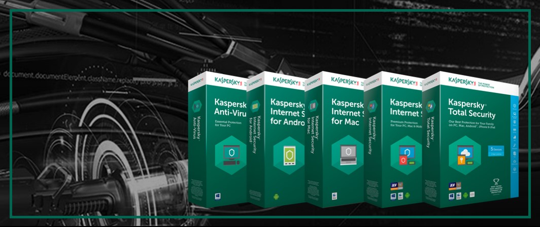 Kaspersky Internet Security Products