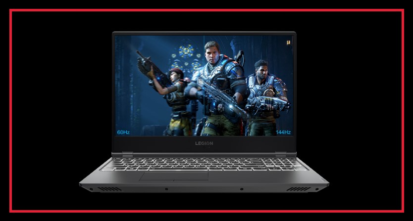 Lenovo Gaming Laptops