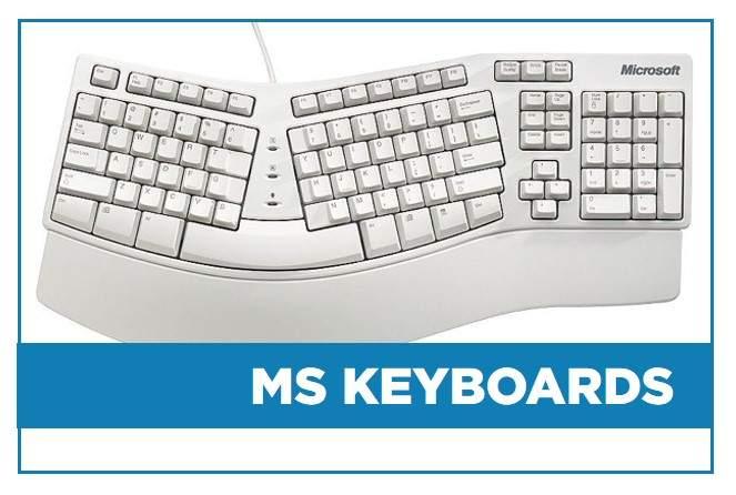 MS KEYBOARDS