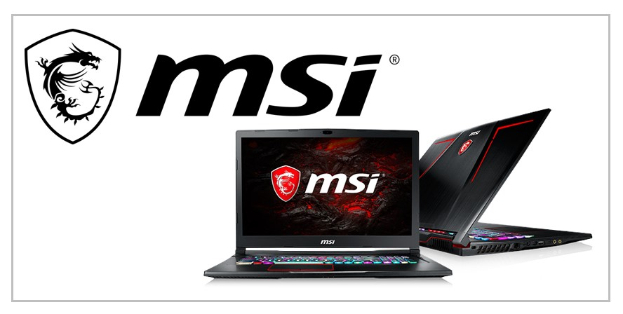 Matrix MSI Gaming Laptops